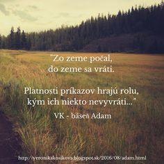 Veronika Košíková: ADAM