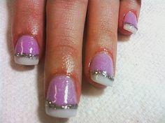 Bubble gum pink by Marsee_E - Nail Art Gallery nailartgallery.nailsmag.com by Nails Magazine www.nailsmag.com #nailart