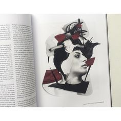 Portrait of a cyborg dancer and choreographer Moon Ribas for @lovedandfoundmagazine