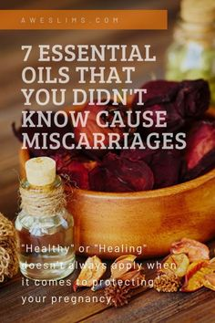 , 7 Essential Oils You Didn't Know Can Cause Miscarriages — The Aweslims , 7 Essential Oils You Didn't Know Can Cause Miscarriages: There is a lot of controversy around essential oils during pregnancy, but it's better to be s. Essential Oils For Fertility, Essential Oils For Migraines, Essential Oils For Pregnancy, Myrrh Essential Oil, Basil Essential Oil, Jasmine Essential Oil, Therapeutic Essential Oils, Clary Sage Essential Oil, Are Essential Oils Safe