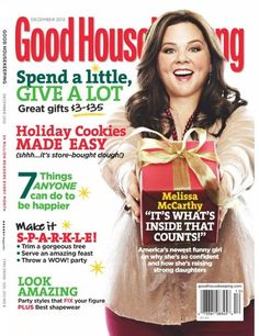 Melissa McCarthy It's What's Inside That Counts On Good Housekeeping