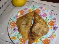 el Hashu brik, es decir el de carne, una especie de empanadilla de carne con una mezcla de especias que inundan de sabor el plato y con el añadido de un huevo que te explota en la boca al morderlo