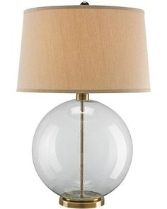 Love this simple table lamp design for the lamp that will be featured in the foyer/entryway on the table