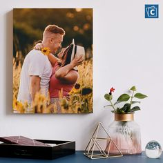 Give your walls a fresh, new look for spring with our photo canvas prints! Click here to design yours. Create Your Own Canvas, Custom Canvas Prints, Photo Effects, Photo Canvas, Online Printing, Walls, Fresh, Spring, Painting