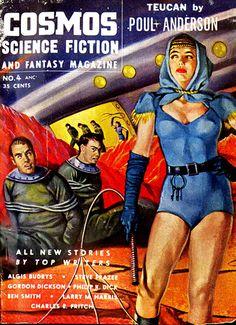 Cosmos science fiction