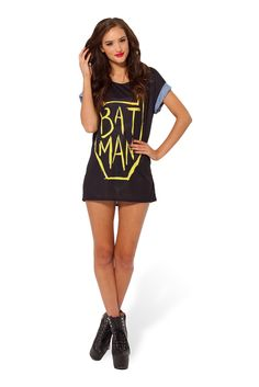 The Batman BFT by Black Milk Clothing $60AUD