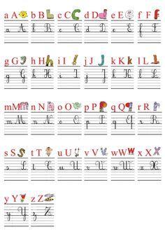 Une frise alphab tique 26 affiches a4 pour la classe - Experte en composants 15 lettres ...