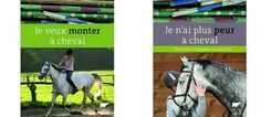 Actualité livre cheval & équitation : 2 nouveaux livres sur le cheval pour cette rentrée 2012