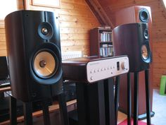 Peachtree Nova With PSB Imagine T Speakers