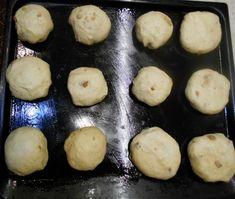 Škvarkové buchtičky (fotorecept) - recept | Varecha.sk Slovak Recipes, 20 Min, Cookies, Desserts, Food, Basket, Crack Crackers, Tailgate Desserts, Biscuits