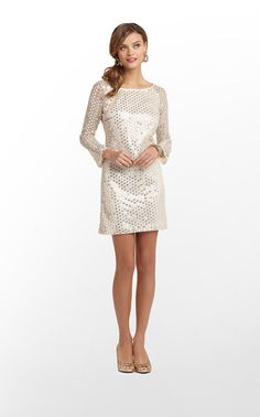 Lovely holiday party dress by Lilly...
