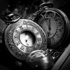 An Eclectic Pause.  Beautiful pocket watches.
