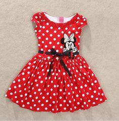 Mini Mouse Dress