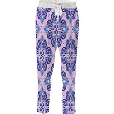 Wings print Drawstring Pant from Print All Over Me
