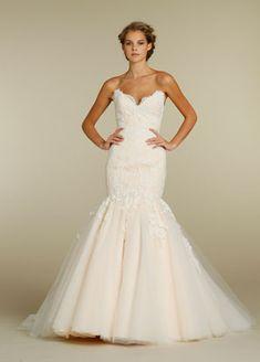 JIM HJELM BRIDAL GOWNS, WEDDING DRESSES: STYLE JH8214