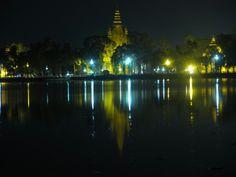 Sivasagar temple .... at night