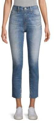 AG Jeans Sophia High-Rise Ankle Jeans Ag Jeans, Ankle Jeans, Cropped Jeans, Skinny Jeans, High Rise Jeans, Ankle Length, Pants, Women, Fashion