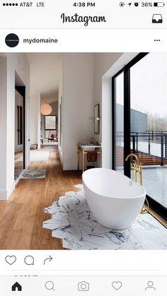 Luxus Badezimmer, Große Badezimmer, Modernes Luxuriöses Badezimmer,  Inneneinrichtung, Innenarchitektur, Marmorfliesen, Bodenbelag,  Hinterhofideen, ...