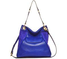 a0c7cf032d Aimee Kestenberg Pebble Leather Convertible Hobo-Shari
