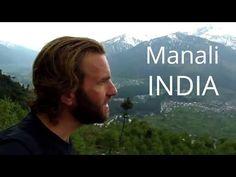 India Travel: Amazing views of the Kullu Valley, Manali - YouTube
