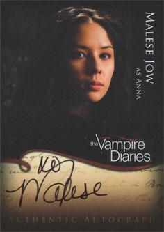 Malese Jow as Anna (Vampire)