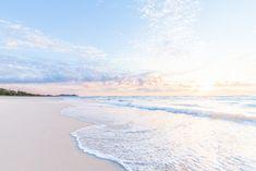 Sunrise at Tallow Beach, Byron Bay