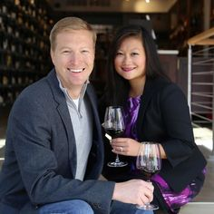 DCanter's Michael and Michelle Warner want to bring you wine with their new MEMBERSHIP FREE concierge service. Photo Credit: Laura Ford Photography.
