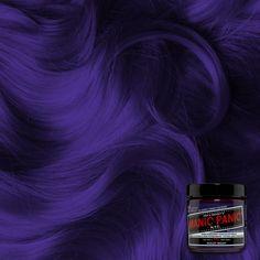 Dark Purple Hair Dye, Violet Hair Colors, Dyed Hair Blue, Hair Color Purple, Dark Violet Hair, Short Purple Hair, Purple Style, Purple Ombre, Hair Colours