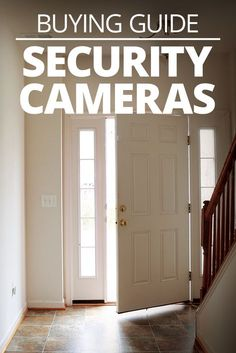 Surveillance isn't just for TV cops on a stakeout. Cameras also help keep homes, families and businesses safe and secure. This article will help you figure out which type of security camera will best suit your needs. Home Security Tips, Safety And Security, Security Cameras For Home, Home Security Systems, Security Products, Security Tools, Personal Security, Security Equipment, Wireless Security
