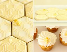 """Honeycomb """"New Hive"""" Housewarming Party from Layla Grayce. Design, styling & photography by Kate Landers."""