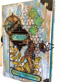 Yvonne Blair: CC3C #13 - Worn Cover