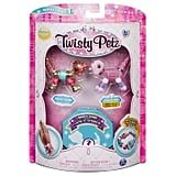 Twisty Petz - - Glitzy Panda, Fluffles Bunny and Surprise Collectible Bracelet Set for Kids: Toys Games: New Releases - Early Bird Special Toys For Girls, Kids Toys, Pet Toys, Toys Uk, Pets 3, Magical Unicorn, Bracelet Set, Party Supplies, School Supplies