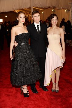 Jennifer Lawrence Photos: Red Carpet Arrivals at the Met Gala