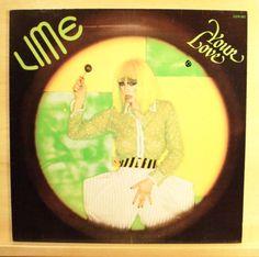 LIME - Your Love - mint minus - Vinyl LP - Rare Disco