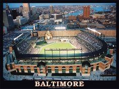Camden Yards - Baltimore, MD