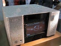 Swarovski Crystal-Encrusted Home Theater PC