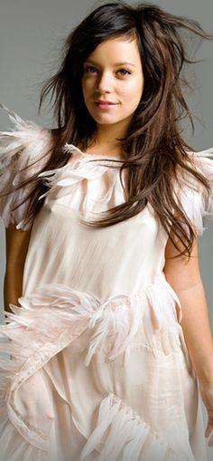 Lily Allen, another   badass