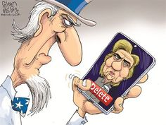 Political Cartoons by Glenn McCoy 3/11/15