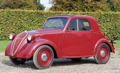 1939 Fiat 500 Topolino Maintenance/restoration of old/vintage vehicles: the material for new cogs/casters/gears/pads could be cast polyamide which I (Cast polyamide) can produce. My contact: tatjana.alic@windowslive.com
