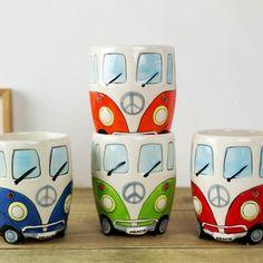 Para quem é amante das Kombis, aqui estão diversas ideias de objetos para se inspirar.