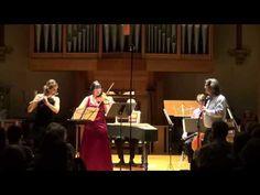 ▶ G.P. Telemann: Tafelmusik: Quartet in d minor, Allegro - YouTube