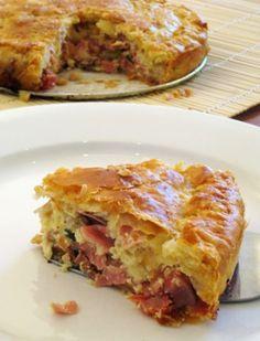 Pizza Rustica – Italian Easter Pie | Mio Cibo