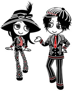Icky Thump (2007) by http://www.pixiv.com/users/143699