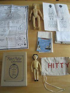 Raikes Wooden HITTY Doll & Kit