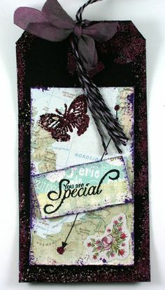 Poppy Design Tag  Linda Brun