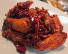 Spicy Chipotle-Honey Wings