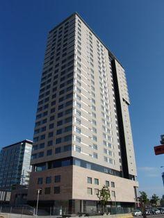 Edificio Hotel Hilton. Arquitectura y diseño
