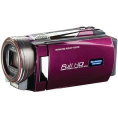 Night Vision Camcorder Bell+howell 16.0 Megapixel Rogue Dnv16hdz 1080p