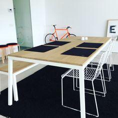 Hee Dining Chair- Hay https://www.livingdesign.be/nl/producten/meubelen/stoelen/hee-dining-chair-hay-heediningwit