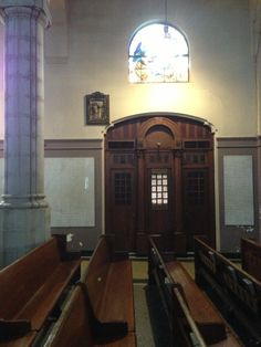 Old School Confessional